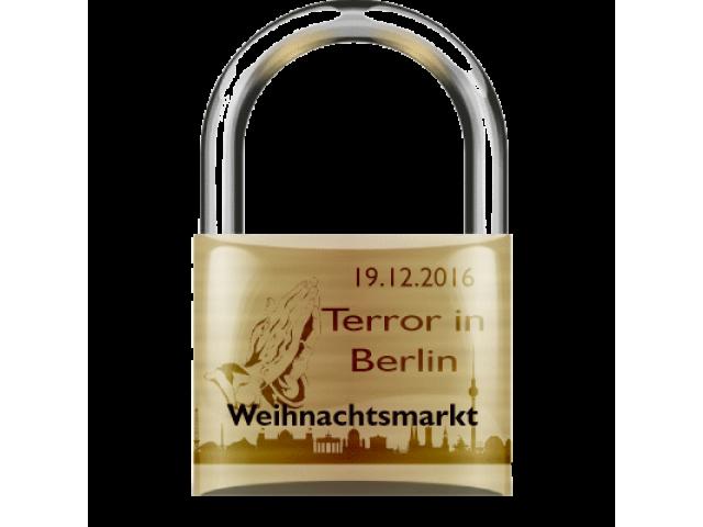Anschlag auf den Berliner Weihnachtsmark