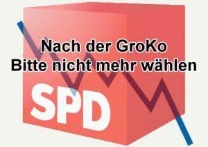 SPD und die GroKo